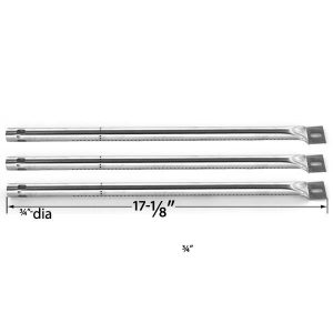 3-PACK-REPLACEMENT-STAINLESS-STEEL-BURNER-FOR-AMANA-AM26LP-AM26LP-P-AM27LP-AM30LP-AM30LP-P- AM33- AM33LP-AM33LP-P-SUREFIRE-SF278LP