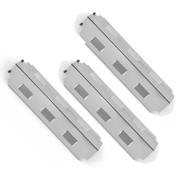 Grill Parts For Select Charbroil 3 Pack Stainless Steel Flavorizer