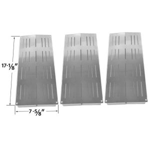 3-PACK-STAINLESS-STEEL-HEAT-SHIELD-FOR-CHARBROIL-4632210-4632215-463221503-4632220-4632235-4632236