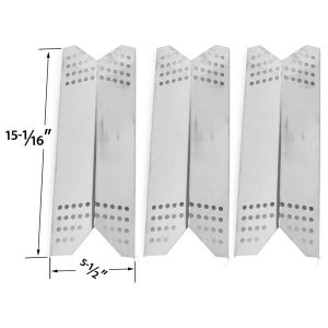 3-PACK-STEEL-HEAT-PLATE-REPLACEMENT-FOR-KENMORE-SEARS-122.16431010-122.16435010-122.16643900-16539