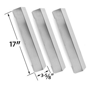 3-PACK-TERA-GEAR-SRGG41122-GAS-MODEL-REPLACEMENT-STAINLESS-STEEL-HEAT-SHIELD
