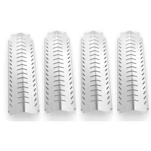 4-PACK-STAINLESS-STEEL-FLAME-TAMERS-FOR-CENTRO-COLEMAN-KIRKLAND-CHAR-BROIL-464246004-466242404