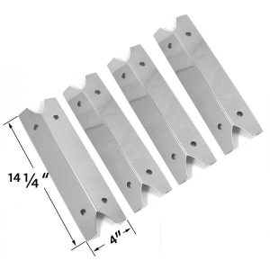 4-PACK-STAINLESS-STEEL-HEAT-SHIELD-FOR-SMOKE-CANYON-GR2002401-SC-00-SMOKE-HOLLOW-7000CGS-47180T