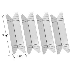 4-PACK-STAINLESS-STEEL-REPLACEMENT-HEAT-PLATE-FOR-MEMBERS-MARK-720-0691A-720-0778A-720-0778C-730-0691A
