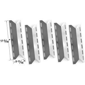 5-PACK-REPLACEMENT-STAINLESS-STEEL-HEAT-PLATE-FOR-PERFECT-FLAME-720-0335-730-0335-PERFECT-GLO-PG-50401S