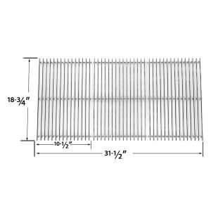 8MM-HEAVY-DUTY-STAINLESS-STEEL-COOKING-GRID-FOR-CENTRO-5000RT-85-1211-0-85-1251-4-G60104-G60105