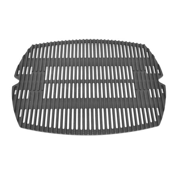 grill parts for weber aftermarket 7583 cast iron cooking grate for weber q200 q220 gas grill. Black Bedroom Furniture Sets. Home Design Ideas