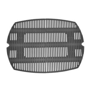 AFTERMARKET-WEBER-7584-PORCELAIN-ENAMELED-CAST-IRON-COOKING-GRATE-FOR-WEBER-Q-300-SERIES-GAS-GRILLS-SET-OF-2