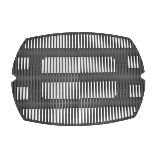 grill parts for weber aftermarket 7584 porcelain enameled cast iron cooking grate for weber q. Black Bedroom Furniture Sets. Home Design Ideas