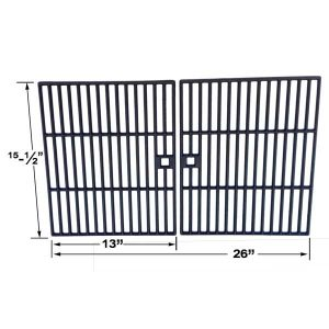 CAST-IRON-COOKING-GRID-FOR-BBQ-GRILLWARE-41590-GSF2616-GSF2616J-TERA-GEAR-314168-ARKLA-4051K-4051KN-GA350617