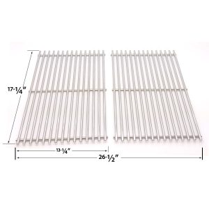 HEAVY-DUTY-REPLACEMENT-STAINLESS-STEEL-COOKING-GRATES-FOR-CHARBROIL-463411512-463411712-463411911