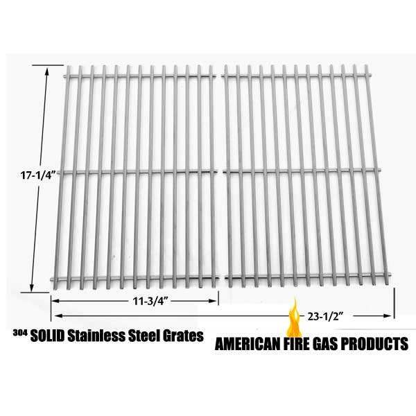 GRILL PARTS FOR HEAVY DUTY WEBER 9930 COOKING GRATE FOR ...