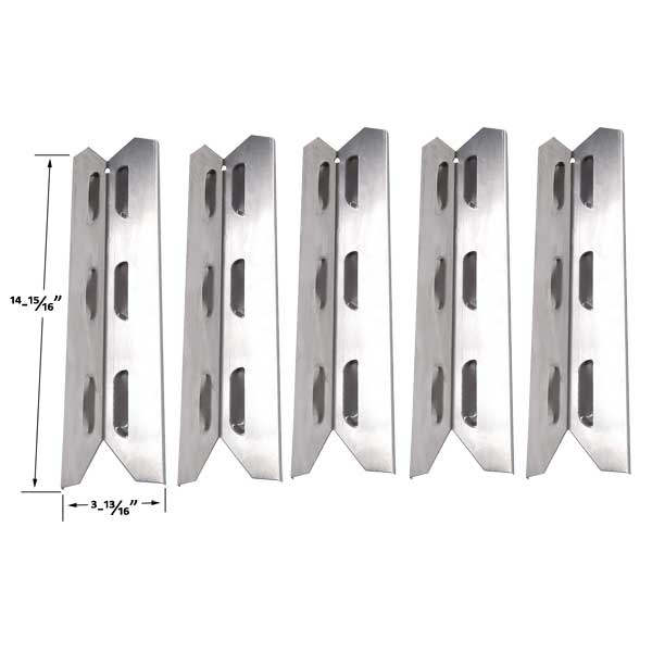 KENMORE-146.16198211-146.23681310-146.23686310-146.23766310-146.23770310-(5-PK)-STAINLESS-HEAT-SHIELD