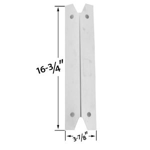 REPLACEMENT-STAINLESS-STEEL-HEAT-PLATE-FOR-BRINKMANN-4040-4345-GRAND-GOURMET-6345-CHARMGLOW-MODELS-GRILL