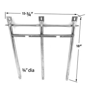 REPLACEMENT-STAINLESS-STEEL-TUBE-BURNERS-FOR-TUSCANY-SGR30MLP-GAS-GRILL-MODEL