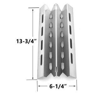 STAINLESS-STEEL-HEAT-PLATE-REPLACEMENT-FOR-SELECT-BROIL-KING-BROIL-MATE-HUNTINGTON-AND-STERLING-GAS-GRILL-MODELS