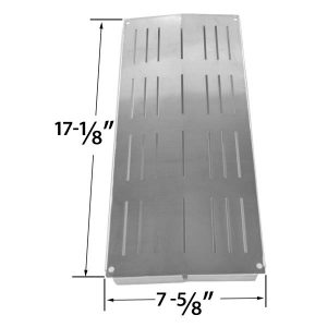 STAINLESS-STEEL-HEAT-SHIELD-FOR-CHARBROIL-4632210-4632215-463221503-4632220-4632235-4632236-4632240-4632241