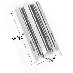 STAINLESS-STEEL-HEAT-SHIELD-FOR-VERMONT-CASTINGS-JENN-AIR-GREAT-OUTDOORS-GAS-GRILL-MODELS