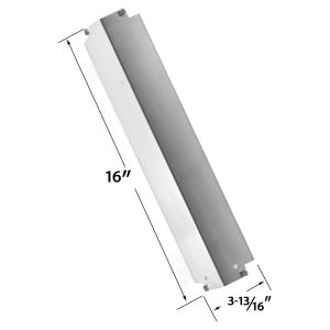 STAINLESS-STEEL-REPLACEMENT-HEAT-SHIELD-FOR-CHARBROIL-463261006-463261106-KENMORE-SEARS-THERMOS-LOWES-MODEL-GRILLS-AND-OTHERS