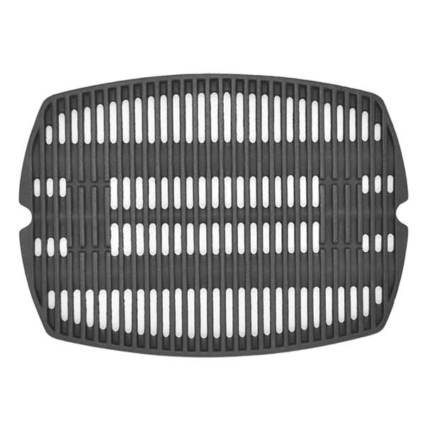 grill parts for weber 7582 porcelain cast iron cooking grate for weber q 100 series weber baby. Black Bedroom Furniture Sets. Home Design Ideas
