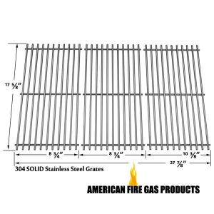 SOLID-STAINLESS-GRATES-FOR-BRINKMANN-AND-GRILL-KING-GAS-MODELS