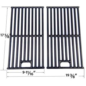 porcelain-cast-iron-grates-for-dyna-glo-dgb730snb-d-dgb730snb-m365gmdg14-d-m365gmdg14-314076-gas-grill-models-set-of-2