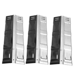 3 Pack Stainless Steel Heat Shield For Coleman G35304, G35304N, G52204, G52205 Gas Grill Models