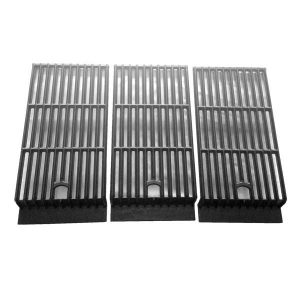 Cast Iron 3 Pack Cooking Grid For Broilmaster G-3 EXPL, G-3 EXPN, G-3 TXPL, G-3 TXPN, P3, S3, U3 Gas Grill Models