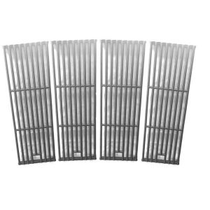 Replacement 4 Pack Cast Iron Cooking Grates For Kenmore 141.16323, 141.163231, 141.16324, 141.16325, 141.163251, 141.173271, 141.17329, 141.173291, 141.173292, 141.17682 Gas Grill Models