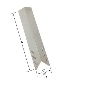 Replacement Stainless Steel Heat Shield For Grill Chef BM2000, FL2000, GBC1088WB Gas Grill Models