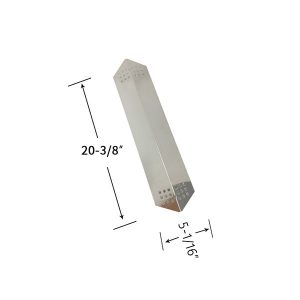 Replacement Stainless Steel Heat Shield For Kenmore 415.9011011 Gas Grill Model