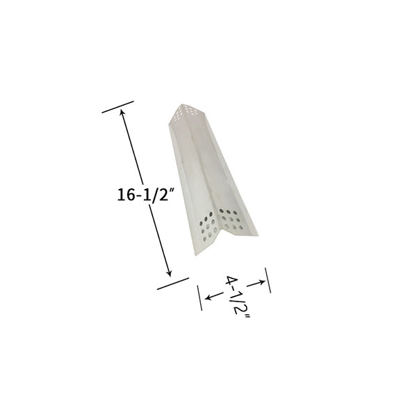 Grill Parts Replacement Stainless Steel Heat Shield For Kitchen Aid