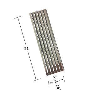 Replacement Stainless Steel Heat Shield For Viking VGBQ030-2T, VGBQ300T, VGBQ410T Gas Grill Models
