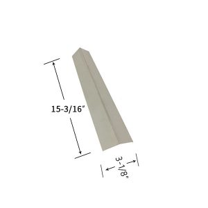 Replacement Stainless Steel Heat Shield For Brinkmann 810-9425-W Gas Grill Model