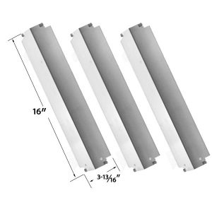 3-PACK-REPLACEMENT-STAINLESS-STEEL-HEAT-COVER-FOR-KENMORE-COLEMAN-85-3026-0-85-3028-6-G52203-G52204-AND-CHARBROIL-LOWES-463248208-GAS-GRILLS