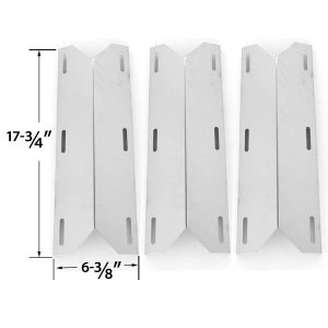 3-PACK-REPLACEMENT-STAINLESS-STEEL-HEAT-PLATE-FOR-KOBLENZ-P-800-P-820-MEMBERS-MARK-720-0582-720-0586-720-0586A-JENN-AIR