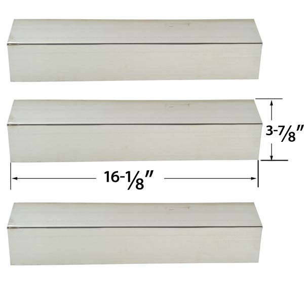 3-PACK-REPLACEMENT-STAINLESS-STEEL-HEAT-SHIELD-FOR-PERFECT-FLAME-SLG2007A-61701-2518SL-LPG-SLG2006C
