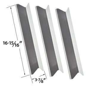3-PACK-STAINLESS-STEEL-HEAT-PLATE-REPLACEMENT-FOR-BBQTEK-GSS3219A-1614453-GSS3219AN-GSS3219B-1662914-JASPER-GAS-GRILL-MODELS