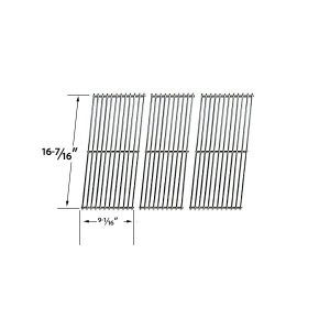 3-PACK-STAINLESS-STEEL-REPLACEMENT-COOKING-GRIDS-FOR-JENN-AIR-JA460-JA461-JA461P-JA480-JA580-VC75A-AND-ND-VERMONT-CASTINGS-CF9050