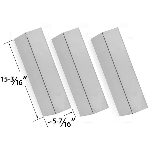 3-PACK-STAINLESS-STEEL-REPLACEMENT-HEAT-PLATE-FOR-SONOMA-SGR30MLP-COLEMAN-9998-TUSCANY-CS784LP