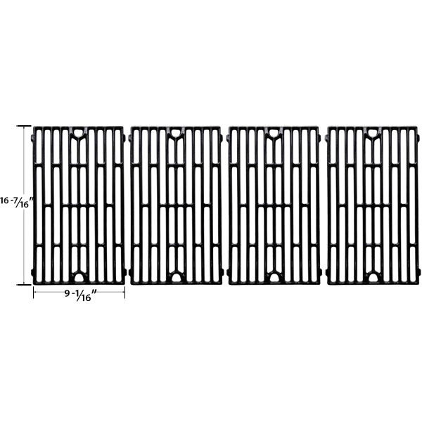 4-PACK-PORCELAIN-CAST-IRON-COOKING-GRID-FOR-CHARGRILLER-2001-CHARGRILLER-2020-JENN-AIR-JA460-JA461-1