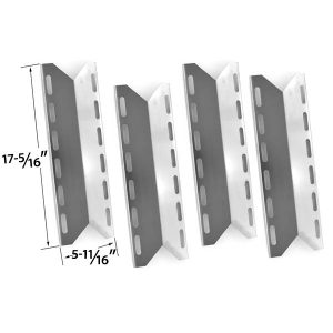 4-PACK-REPLACEMENT-STAINLESS-STEEL-HEAT-PLATE-FOR-MEMBERS-MARK720-0584-720-0584A-720-0586A-NEXGRILL-720-0018