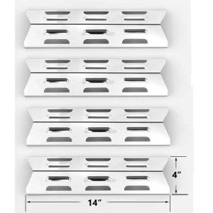 4-PACK-STAINLESS-HEAT-PLATE-FOR-BBQTEK-GSF2616AC-BOND-GSF3016E-BROILCHEF-GSF2616AK-GAS-MODELS