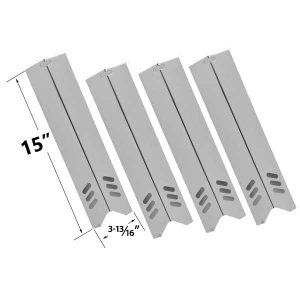 4-PACK-STAINLESS-HEAT-SHIELD-FOR-UNIFLAME-GBC1059WB-GBC1059WB-C-BHG-BH13-101-001-01-GBC1362W-BACKYWARD