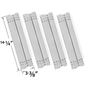 4-PACK-STAINLESS-STEEL-HEAT-HIELD-REPLACEMENT-FOR-GRILL-MASTER-720-0737-720-0697-NEXGRILL-720-0697