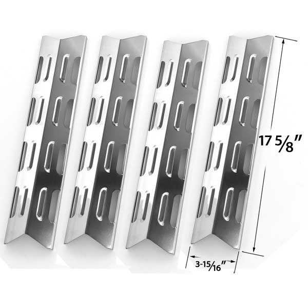 4-PACK-STAINLESS-STEEL-HEAT-PLATE-REPLACEMENT-FOR-PRESIDENTS-CHOICE-10011012-GSS2520JA