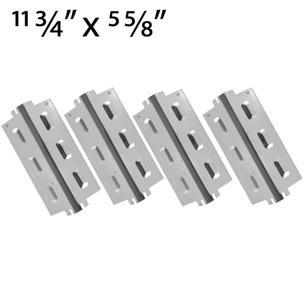4-PACK-UNIVERSAL-STAINLESS-STEEL-VAPORIZOR-BAR-FOR-CHARBROIL-KENMORE-THERMOS-AND-UBERHAUS-780-0001A-GAS-MODELS