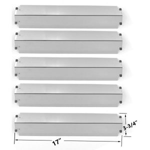 5-PACK-HEAT-SHIELD-FOR-CHARBROIL-463268207-463268806-463268207-463268706-463268806-PRESIDENTS-CHOICE-PC25632-09011039PC-GAS-MODELS
