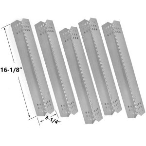 5-PACK-REPLACEMENT-STAINLESS-STEEL-HEAT-RADIANT-FOR-NEXGRILL-720-0336B-720-0336C-720-0336D-720-0709