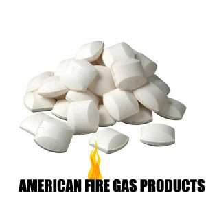 AMERICAN-FIRE-GAS-PRODUCTS-CERAMIC-BRIQUETTES-(60 PIECE)-GENUINE-BARBEQUE-FLAVOR